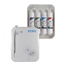 Máy lọc nước treo tường Rewa RW-NA-401.white