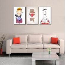 Tranh nội thất tường giá rẻ poster Q31A-6093