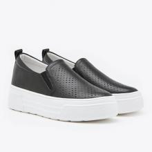 Giày slip on Pazzion 155-26 - BLACK