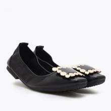 Giày bệt Pazzion 1626-10 - BLACK
