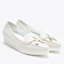 Giày gót thấp Pazzion 1668-20 - BEIGE