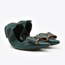 Giày bệt Pazzion 0039-2 - GREEN