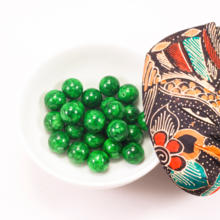 Combo 10 viên đá cẩm thạch sơn thủy 16mm - Ngọc Quý Gemstones