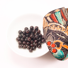 Combo 10 viên đá garnet (ngọc hồng lựu) 10mm - Ngọc Quý Gemstones