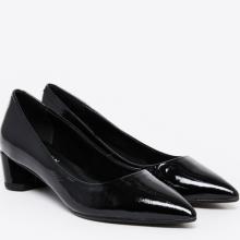 Giày gót thấp Pazzion 1809-1 - BLACK