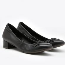 Giày gót thấp Pazzion 1913-2 - BLACK