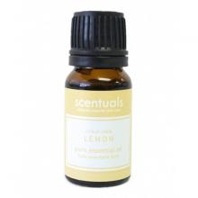 Tinh dầu nguyên chất hương Chanh Lemon 10ml Scentuals