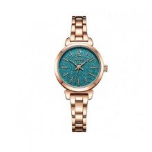 Đồng hồ nữ ja-1085c Julius Hàn Quốc (đồng mặt xanh)