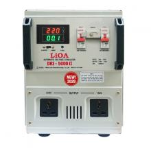 Ổn áp 1 pha LiOA SH-5000 II NEW2020