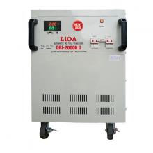 Ổn áp 1 pha LiOA DRI-20000 II NEW2020