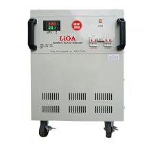 Ổn áp 1 pha LiOA DRI-30000 II NEW2020