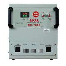 Ổn áp 1 pha LiOA DRII-7500 II NEW2020