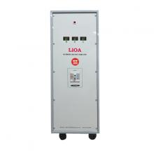 Ổn áp 3 pha LiOA SH3-60KII NEW2020