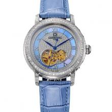 Đồng hồ nữ dây da Carnival L69002.354.034