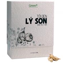 Tỏi đen cô đơn Lý Sơn Green+ 250g - giúp tăng sức đề kháng, chống oxy hóa và giảm cholesterol trong máu