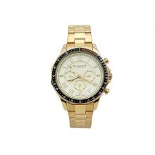 Đồng hồ nam Julius homme Hàn Quốc jah-091c (vàng)