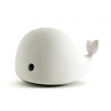Đèn ngủ LED để bàn Dolphin Light hình cá heo dễ thương Jisulife L2 - Tự động thay đổi màu sắc ánh sáng