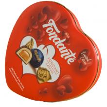 Socola Fondante hộp trái tim 300g