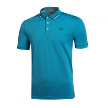 Áo thun Tennis Nam Dunlop - dates9044-1c Kiểu dáng Polo nam thoáng khí thoát mồ hôi tốt phù hợp vận động nhiều