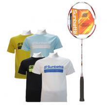 Bộ sản phẩm 1 Vợt cầu lông Sunbatta SU-FORWARD 1500 và 1 Áo Sunbatta SMT 635