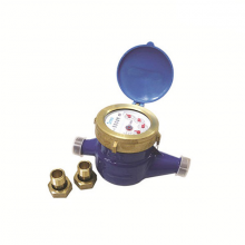 Đồng hồ đo lưu lượng nước Zermat DN-15C đã có kiểm định