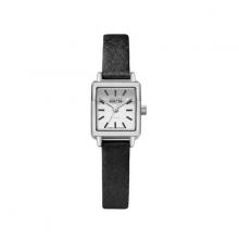 Đồng hồ nữ dây da chính hãng Julius Hàn Quốc JA-926A Đen