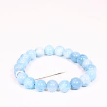 Vòng tay đá aquamarine size hạt 8mm mệnh thủy, mộc - Ngoc Quý Gemstones