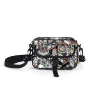 Túi đeo chéo Birdybag Springbag 2.0  pattern-grey
