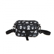 Túi đeo chéo Birdybag Springbag 2.0 Pattern-Black