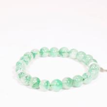 Vòng tay đá thạch anh ưu linh xanh size hạt 7mm mệnh hỏa, mộc - Ngọc Quý Gemstones