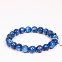 Vòng tay đá kyanite size hạt 8mm mệnh thủy, mộc - Ngọc Quý Gemstones