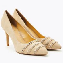 Giày cao gót Pazzion 1701-2 - ALMOND
