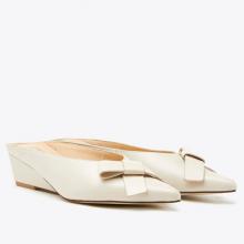 Giày gót thấp Pazzion 1773-5 - BEIGE