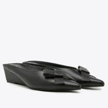 Giày gót thấp Pazzion 1773-5 - BLACK