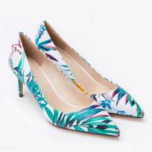 Giày cao gót Pazzion 2886-9 - WHITE