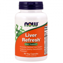 Liver Refresh™ - hỗ trợ giải độc gan, mát gan bổ thận, tăng tiết mật chai 90 viên