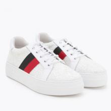 Giày sneaker Pazzion 318-11 - WHITE