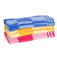 Khăn tắm cao cấp khổ lớn từ cotton thiên nhiên, xuất khẩu Niva BJ2