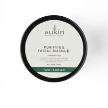 Mặt nạ thanh lọc da Sukin Purifying Facial Masque 100ml
