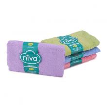 Khăn mặt sợi tre cao cấp siêu mềm mại xuất khẩu NIVA WP1