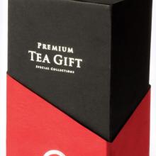 Trà việt hộp phát tài trà cổ thụ + trà olong nhân sâm