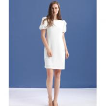 Đầm nữ The Cosmo OLIVIA DRESS màu trắng TC2005228WH