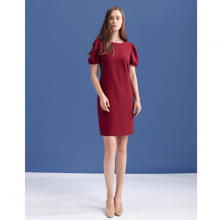 Đầm nữ The Cosmo OLIVIA DRESS màu đỏ TC2005228RE