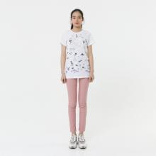 Áo phông nữ ngắn tay Hàn Quốc Orange Factory 9L347WSW