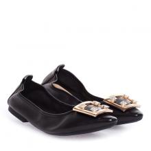 Giày bệt Pazzion 3230-8 - BLACK