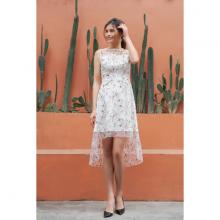 Đầm liền màu trắng HeraDG - SDP19066