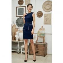 Đầm liền màu xanh than HeraDG - SDC18063