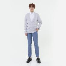 Áo cardigan len nam thời trang Hàn Quốc The Shirts Studio 09A1021GY