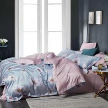 Bộ drap ga gối Lụa Tencel Modal cao cấp Maison Concept mềm mượt FLORAL TM084 (1.6m x 2m)