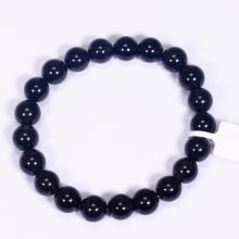 Vòng tay đá thạch anh tóc đen size hạt 9mm mệnh thủy, mộc - Ngọc Quý Gemstones